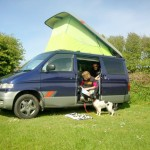 Dog friendly camping