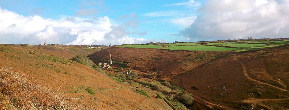 Kenidjack Valley near Cape Cornwall