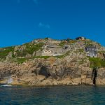 Minack Theatre from the water2-1