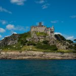 St Micheal's Mount from the seaward side-1